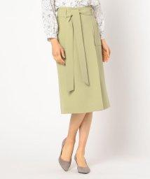 NOLLEY'S sophi/リボン付きポケットスカート/502853982