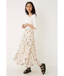 SHEL'TTER SELECT/Floral Flare Skirt/502865600