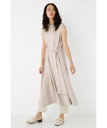 SHEL'TTER SELECT/Waist Tie Layered Dress/502865609