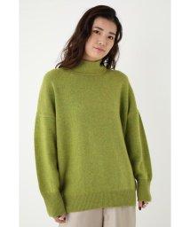 SHEL'TTER SELECT/Loose Bottle Neck Knit Tops/502865625