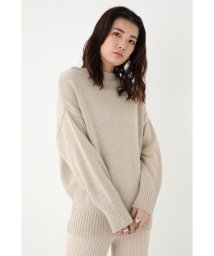SHEL'TTER SELECT/Fluffy Loose Knit Tops/502865627