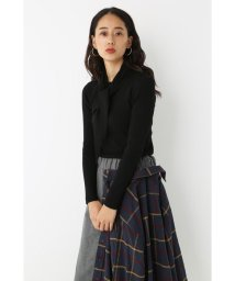 SHEL'TTER SELECT/Bow Tie Knit Tops/502865634