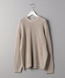 BEAUTY&YOUTH UNITED ARROWS/【WEB限定】 by バルキー アゼ ニット/502867488