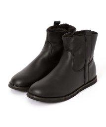 SHIPS KIDS/OLD SOLES:牛革 ショートブーツ/502868130