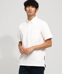 BASECONTROL/カノコ ボタンダウン ポロシャツ/502869605