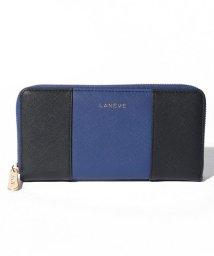 LANEVE/【LANEVE】ラウンドファスナー長財布(BOX付)/502828643