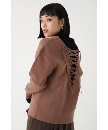 SHEL'TTER SELECT/2WAY LACE UP TOPS/502870416