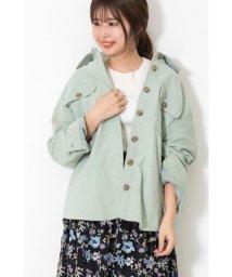 JILLSTUART/◆モリースエードシャツジャケット/502870478