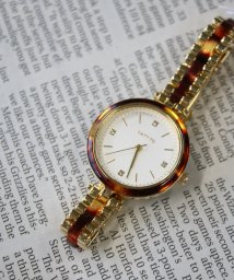 SELECT/〈nattito/ナティート〉marble flame watch ブリリオ/502842865