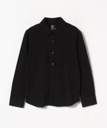 agnes b. FEMME/SBX9 CHEMISE JAIN ジャージーシャツ /502845304