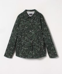 agnes b. FEMME/IBR5 VESTE レオパードシャツジャケット/502845313