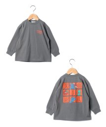 X-girl Stages/パラノーマルプリントTシャツ/502856664