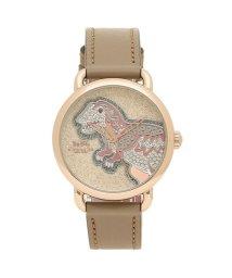 COACH/コーチ 時計 COACH 14503162 DELANCEY デランシー 恐竜 レキシー レディース腕時計ウォッチ ピンクゴールド/ベージュ/502868551