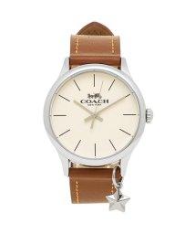 COACH/コーチ 時計 アウトレット COACH W1549 SAD レディース腕時計ウォッチ ブラウン/ホワイト/シルバー/502868553