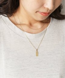 journal standard  L'essage /【New Top Jewelry/ニュートップジュエリー】14K GOLD PENDANT TOP スクエア/502871053