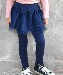 子供服Bee/カラービーズ&レギンス付きチュールスカート/501516167