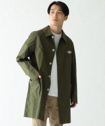 BEAMS MEN/DANTON × BEAMS / 別注 ステンカラー コート 20SS/502690635
