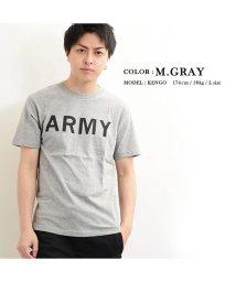 1111clothing/tシャツ 半袖 メンズ レディース ペアルック カップル 韓国 ファッション ARMY お揃い 夏 カットソー トップス 服  クルーネック ワンポイント プリ/502822262