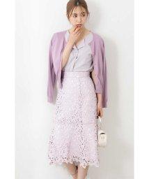 PROPORTION BODY DRESSING/◆ケミカルレースマーメイドスカート/502866102