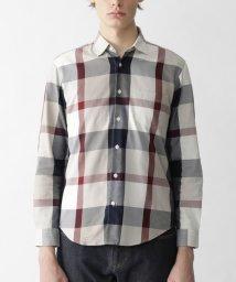 BLACK LABEL CRESTBRIDGE/クレストブリッジチェックシャツ/502873084