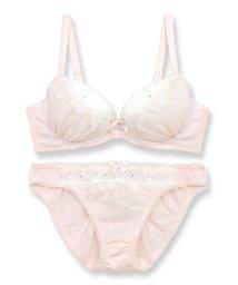 fran de lingerie/Shiny Shower シャイニーシャワー ブラ&ショーツセット B65-G80カップ/502873190