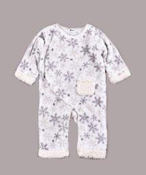 e-baby/マイクロボア天使の羽カバーオール/502724038