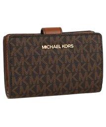 MICHAEL MICHAEL KORS/マイケル マイケルコース MICHAEL MICHAEL KORS 財布 折財布 二つ折り アウトレット 35f8gtvf2b /502859425