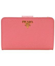 PRADA/プラダ PRADA 財布 二つ折り レザー 1ML225 アウトレット /502860462