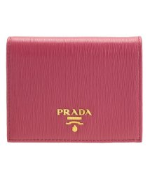 PRADA/プラダ PRADA 財布 折財布 二つ折り レザー 1MV204 アウトレット /502860464