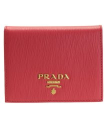 PRADA/プラダ PRADA 財布 折財布 二つ折り アウトレット 1mv204 /502860466