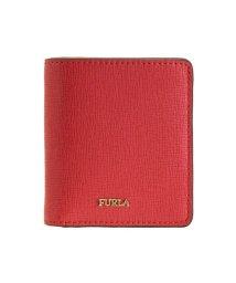 FURLA/フルラ FURLA 財布 二つ折り ミニ コンパクト BABYLON S BI-FOLD バビロン レザー /502860470