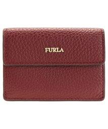 FURLA/フルラ FURLA 財布 折財布 二つ折り ミニ レザー バビロン BABYLON XL BI-FOLD アウトレット チェリーレッド /502860547