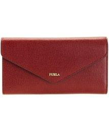 FURLA/フルラ FURLA 財布 長財布 二つ折り レザー バビロン BABYLON XL BI-FOLD アウトレット チェリーレッド /502860552