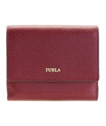 FURLA/フルラ FURLA 財布 折財布 二つ折り BABYLON S バビロン レザー ブランド チェリーレッド/502860601