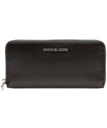 MICHAEL MICHAEL KORS/マイケルコース ラウンド財布 32H2SBFE1L ブラック One Size /502860621