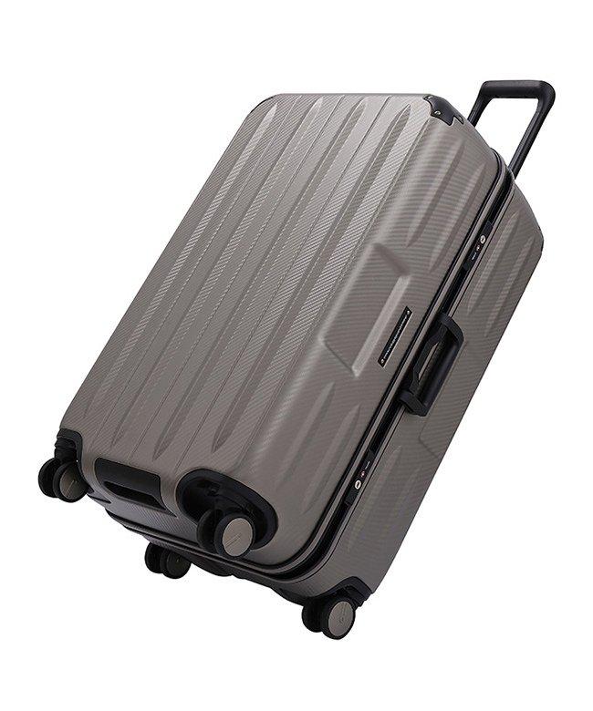 カバンのセレクション サンコー スーパーライト コンテナ スーツケース Lサイズ 100L フレーム 縦長 超軽量 MGCB−71 ユニセックス その他 フリー 【Bag & Luggage SELECTION】