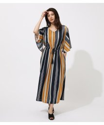 AZUL by moussy/ESPANDY FLARE SLEEVE DRESS/502494912