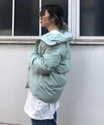 LIPSTAR/まくら襟ダウンジャケット/502861533