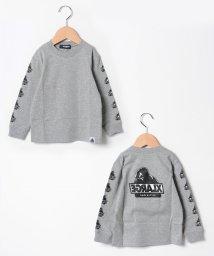XLARGE KIDS/OGゴリラ反転プリントTシャツ/502861911