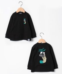 XLARGE KIDS/OGゴリラユニークプリントTシャツ/502861912
