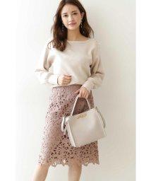 PROPORTION BODY DRESSING/◆ケミカルレースタイトスカート/502866101