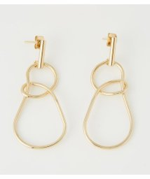 AZUL by moussy/PUZZLE RING EARRINGS/502878204