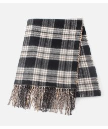 AZUL by moussy/REVERSIBLE CHECK STOLE/502878206