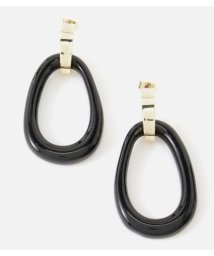AZUL by moussy/OVAL ROUND EARRINGS/502878216
