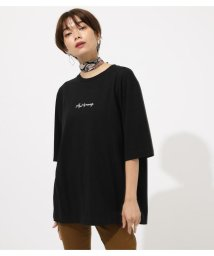 AZUL by moussy/EMBROIDERY Azul by moussy TEE/502878220