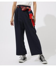 AZUL by moussy/SCARF LOOSE PANTS/502878224