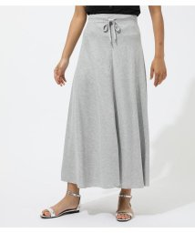 AZUL by moussy/CUT OFF FLARED SKIRT/502878237
