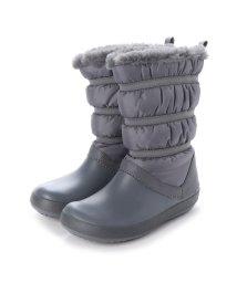 CROCS/クロックス crocs レディース ロングブーツ Crocband Winter Boot W 205314 4417/502880320