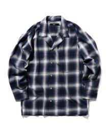 BEAMS MEN/VAPORIZE / Double Open Color Shirt/502880697
