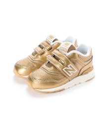 NEW BALANCE/ニューバランス new balance NB IZ997H GS   GOLD12.5cm (GOLD)/502880892